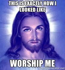 #2 fake Jesus