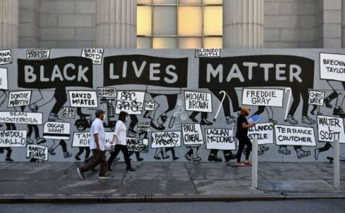 African Americans killed by police names