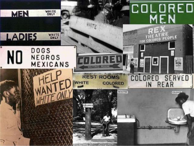Racism in schools in the 1930s