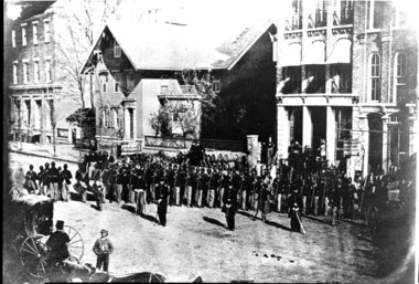 cleveland colored troops reembered