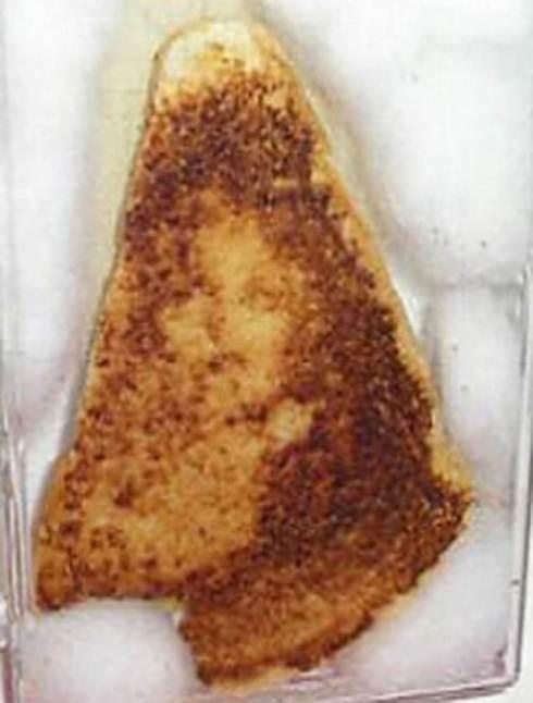 jesus on grilledcheese