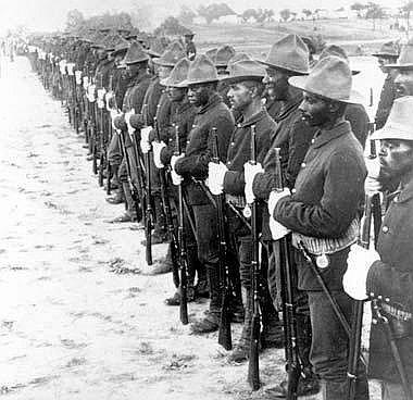 Liberators_of_Cuba Buffalo soldiers