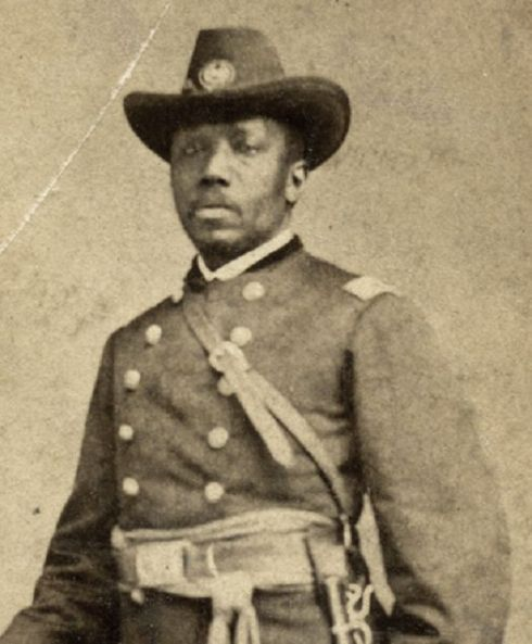 Major Delaney USCT
