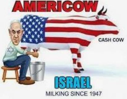 america-cash-cow-for-israel