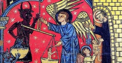 DARK DEVIL AND LIGHT ANGEL