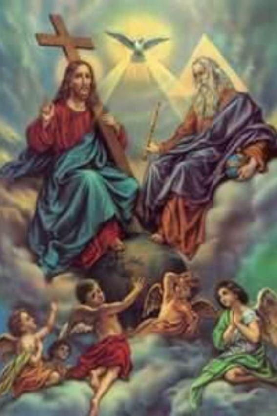 fake jesus and fake god I