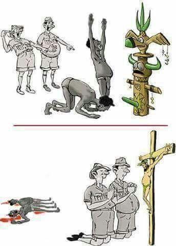 Idol worshippers