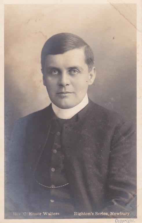 Reverent Charles Ensor walters