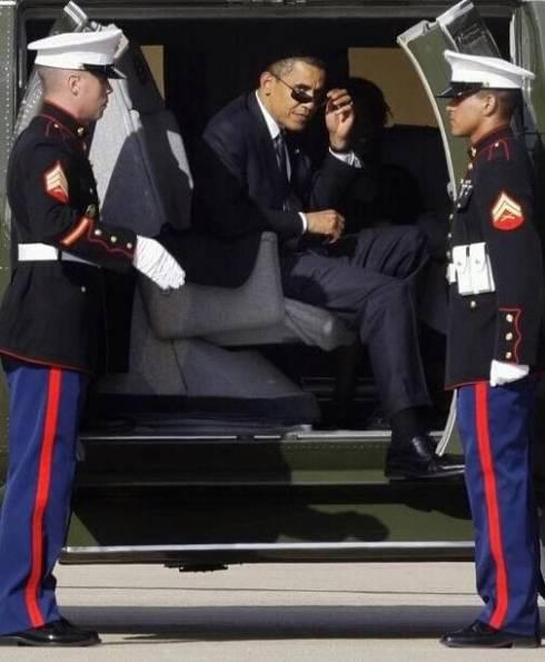 Mr Cool Obama