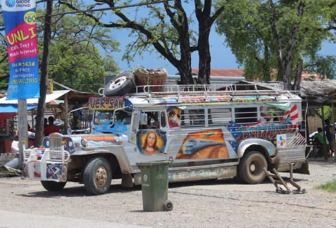 Image result for painted buses in the philippines of jesus