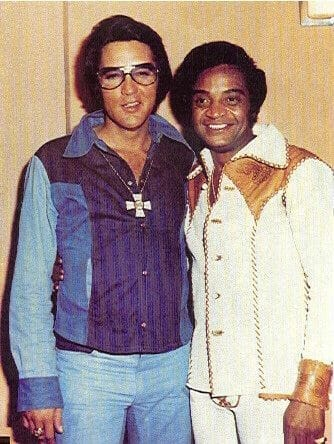Elvis and .....
