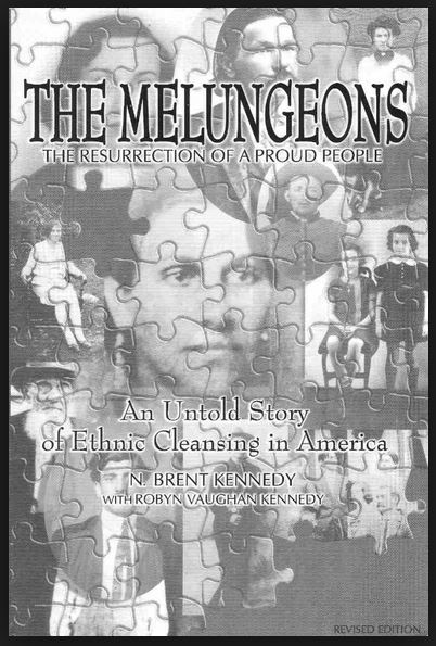 melungeons kennedy