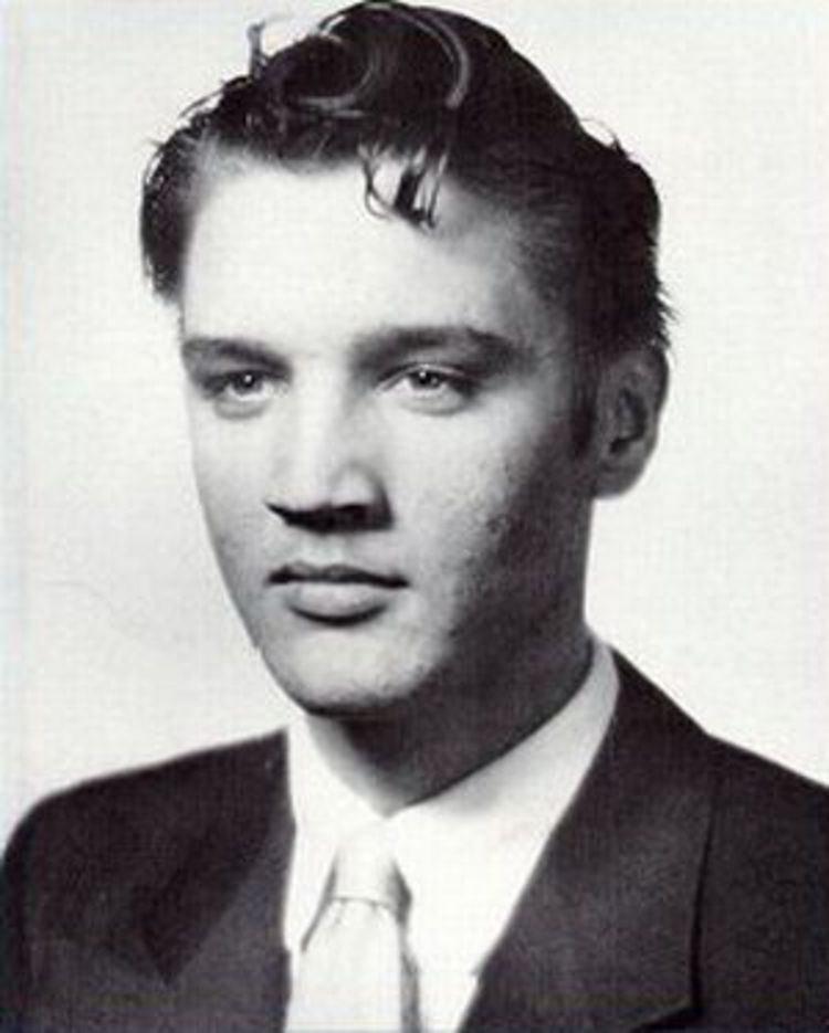 Was Elvis Presley, the 'King of Rock and Roll,' of mixed
