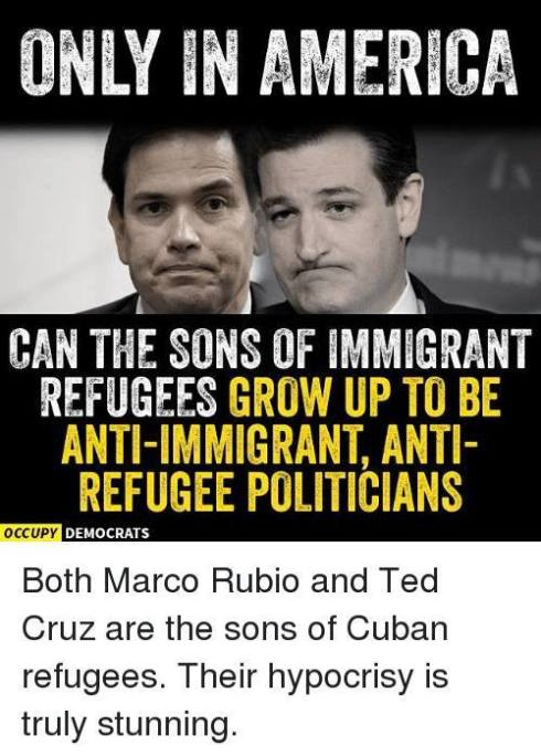 Uncle tom Cuban immigrants