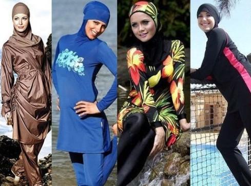 Muslim Women's Swimsuit