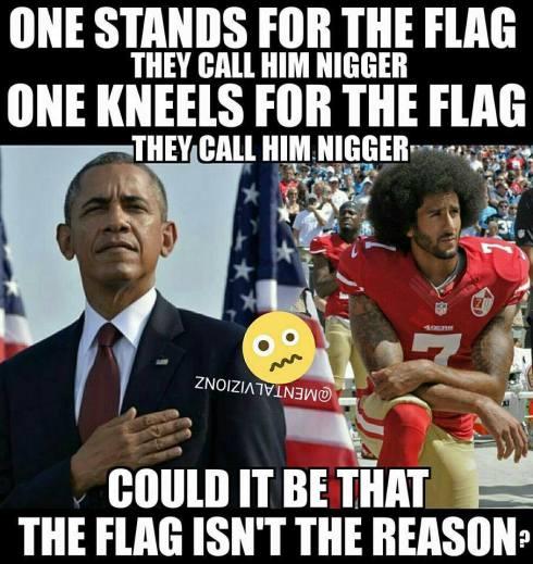 Flag and n........