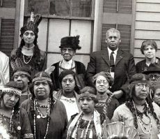 2nd half of 1925-Rhode Island Native American -pow-wow
