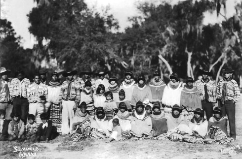 Florida-Seminole-Indians-Black-and-Red-Seminoles