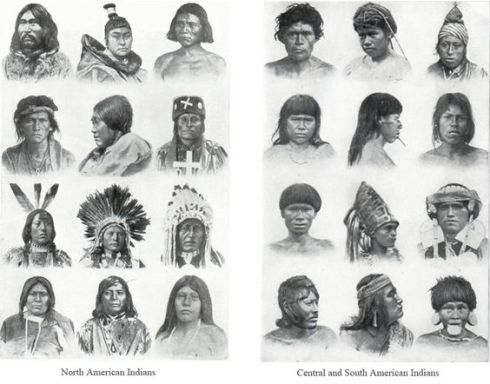 North and South Native Americans