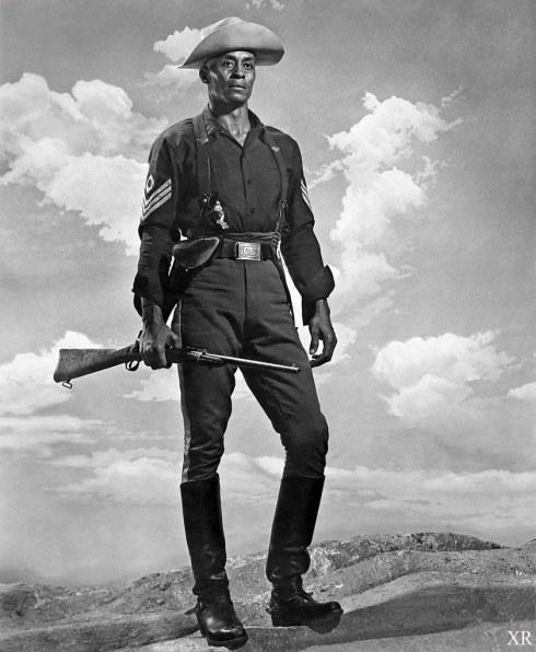 Woody Strode Sergeant Rutledge