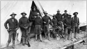 Buffalo soldiers I