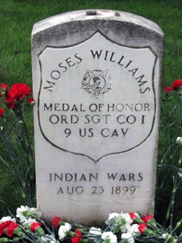 Vancouver_Moses_Williams_grave