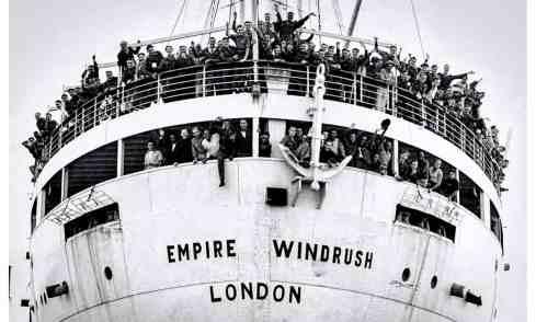 Windrush immigrats