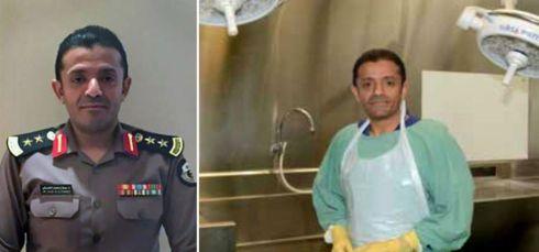 Murderer of Jamal Khashoggi