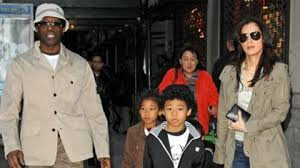 The Family Of Wesley Snipes Chiniquy