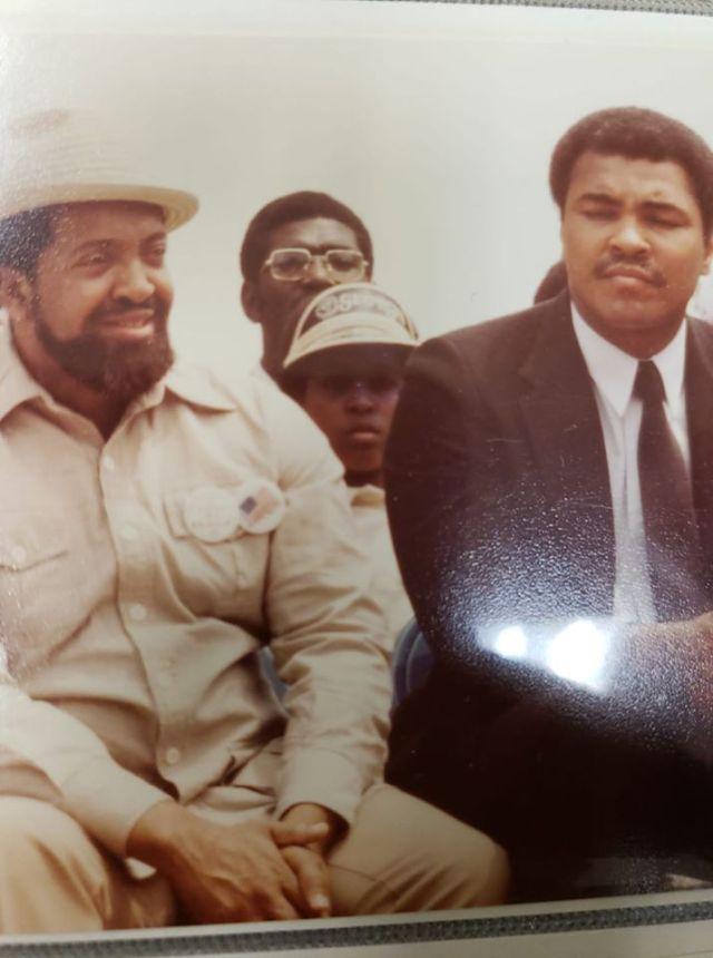 Imam Mohammed and Ali